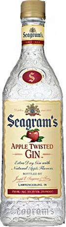 Seagram Gin Apple Twisted
